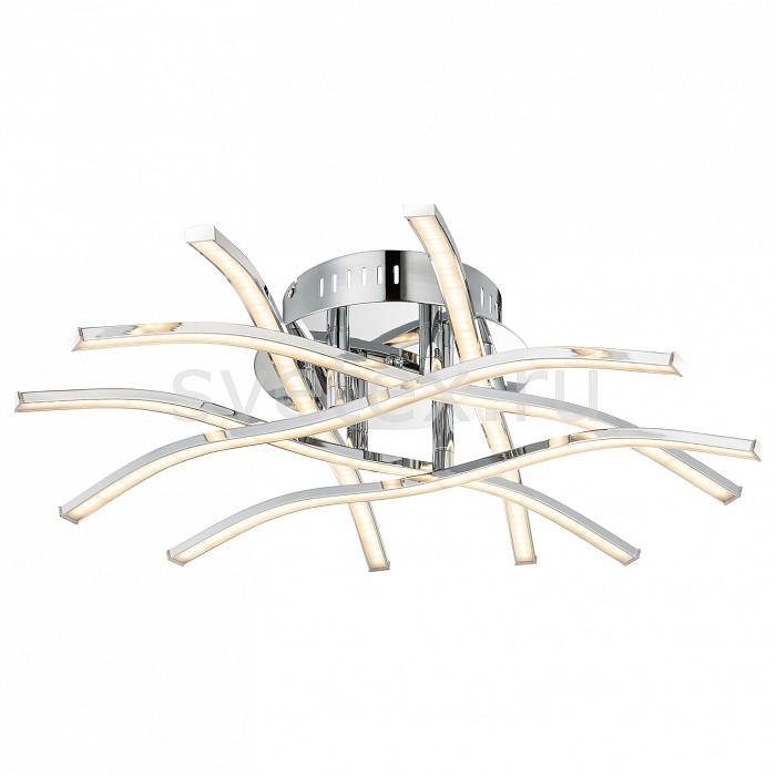 Потолочная люстра GloboПолимерные плафоны<br>Артикул - GB_67816,Бренд - Globo (Австрия),Коллекция - Sahara,Гарантия, месяцы - 24,Высота, мм - 140,Диаметр, мм - 500,Размер упаковки, мм - 650х235х175,Тип лампы - светодиодная [LED],Общее кол-во ламп - 6,Напряжение питания лампы, В - 220,Максимальная мощность лампы, Вт - 5,Лампы в комплекте - светодиодные [LED],Цвет плафонов и подвесок - белый, хром,Тип поверхности плафонов - глянцевый, матовый, металлик,Материал плафонов и подвесок - акрил,Цвет арматуры - хром,Тип поверхности арматуры - глянцевый, металлик,Материал арматуры - металл,Количество плафонов - 6,Возможность подлючения диммера - нельзя,Световой поток, лм - 2300,Экономичнее лампы накаливания - в 5, 4 раз,Светоотдача, лм/Вт - 77,Класс электробезопасности - I,Общая мощность, Вт - 30,Степень пылевлагозащиты, IP - 20,Диапазон рабочих температур - комнатная температура,Дополнительные параметры - способ крепления светильника к потолку – на монтажной пластине<br>