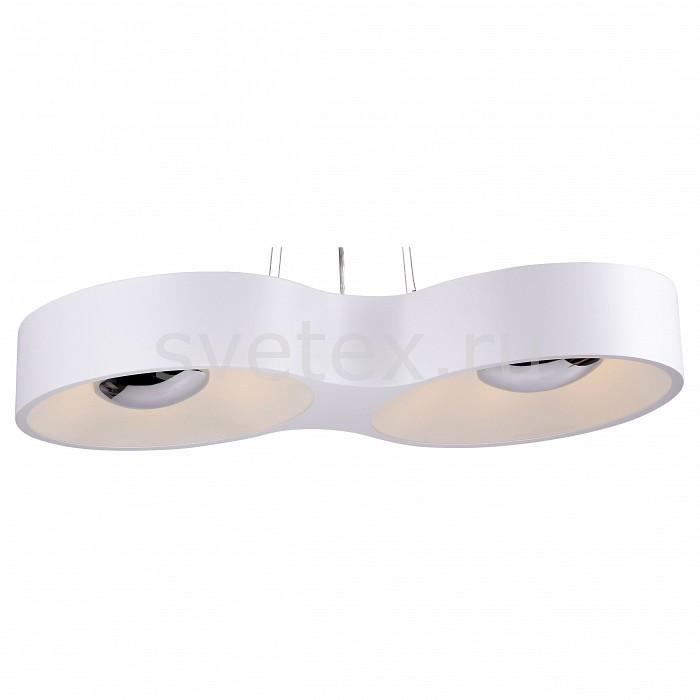 Подвесной светильник ST-LuceСветодиодные<br>Артикул - SL889.503.04,Бренд - ST-Luce (Китай),Коллекция - Pulsante,Гарантия, месяцы - 24,Длина, мм - 770,Ширина, мм - 360,Высота, мм - 1200,Размер упаковки, мм - 840x430x170,Тип лампы - светодиодная [LED],Общее кол-во ламп - 4,Максимальная мощность лампы, Вт - 7,Цвет лампы - белый,Лампы в комплекте - светодиодные [LED],Цвет плафонов и подвесок - белый,Тип поверхности плафонов - матовый,Материал плафонов и подвесок - акрил,Цвет арматуры - белый,Тип поверхности арматуры - матовый,Материал арматуры - металл,Количество плафонов - 2,Возможность подлючения диммера - нельзя,Цветовая температура, K - 4100 K,Экономичнее лампы накаливания - в 10 раз,Класс электробезопасности - I,Напряжение питания, В - 220,Общая мощность, Вт - 28,Степень пылевлагозащиты, IP - 20,Диапазон рабочих температур - комнатная температура,Дополнительные параметры - способ крепления светильника к потолку - на монтажной пластине, регулируется по высоте<br>