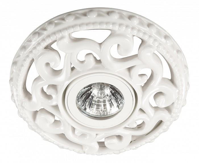 Встраиваемый светильник NovotechВстраиваемые светильники<br>Артикул - NV_370196,Бренд - Novotech (Венгрия),Коллекция - Ola,Гарантия, месяцы - 24,Выступ, мм - 13,Глубина, мм - 20,Диаметр, мм - 150,Размер врезного отверстия, мм - 65,Тип лампы - галогеновая ИЛИсветодиодная [LED],Общее кол-во ламп - 1,Напряжение питания лампы, В - 12,Максимальная мощность лампы, Вт - 50,Лампы в комплекте - отсутствуют,Цвет арматуры - белый,Тип поверхности арматуры - матовый, рельефный,Материал арматуры - фарфор,Возможность подлючения диммера - можно, если установить галогеновую лампу и подключить трансформатор 12 В с возможностью диммирования,Необходимые компоненты - трансформатор 12В,Форма и тип колбы - полусферическая с рефлектором ИЛИполусферическая с радиатором,Тип цоколя лампы - GX5.3,Класс электробезопасности - I,Напряжение питания, В - 220,Степень пылевлагозащиты, IP - 20,Диапазон рабочих температур - комнатная температура<br>