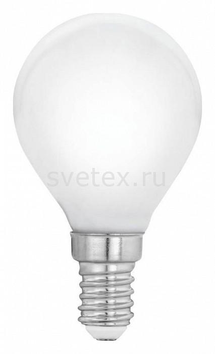 Лампа светодиодная Egloлампы энергосберегающие светодиодные<br>Артикул - EG_11604,Бренд - Eglo (Австрия),Коллекция - Милки,Время изготовления, дней - 1,Высота, мм - 78,Диаметр, мм - 45,Тип лампы - светодиодная [LED],Напряжение питания лампы, В - 220,Максимальная мощность лампы, Вт - 4,Цвет лампы - белый теплый,Форма и тип колбы - сферическая матовая,Тип цоколя лампы - E14,Цветовая температура, K - 2700 K,Световой поток, лм - 470,Экономичнее лампы накаливания - в 11.8 раза,Светоотдача, лм/Вт - 118,Ресурс лампы - 15 тыс. часов,Дополнительные параметры - стекло белое,Класс энергопотребления - A<br>