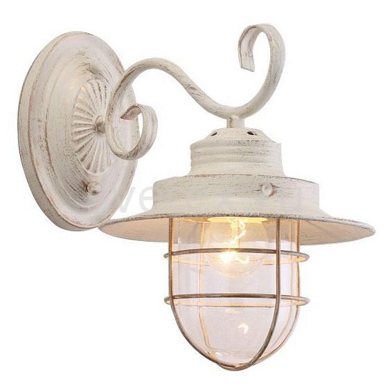 Бра Arte LampНастенные светильники<br>Артикул - AR_A4579AP-1WG,Бренд - Arte Lamp (Италия),Коллекция - Lanterna,Гарантия, месяцы - 24,Ширина, мм - 180,Высота, мм - 290,Выступ, мм - 300,Тип лампы - компактная люминесцентная [КЛЛ] ИЛИнакаливания ИЛИсветодиодная [LED],Общее кол-во ламп - 1,Напряжение питания лампы, В - 220,Максимальная мощность лампы, Вт - 60,Лампы в комплекте - отсутствуют,Цвет плафонов и подвесок - неокрашенный,Тип поверхности плафонов - прозрачный,Материал плафонов и подвесок - стекло,Цвет арматуры - белый с золотой патиной,Тип поверхности арматуры - матовый,Материал арматуры - металл,Количество плафонов - 1,Возможность подлючения диммера - можно, если установить лампу накаливания,Тип цоколя лампы - E27,Класс электробезопасности - I,Степень пылевлагозащиты, IP - 20,Диапазон рабочих температур - комнатная температура,Дополнительные параметры - способ крепления светильника к стене - на монтажной пластине, светильник предназначен для использования со скрытой проводкой<br>