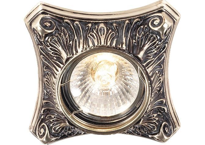 Фото Встраиваемый светильник Novotech Vintage 369851