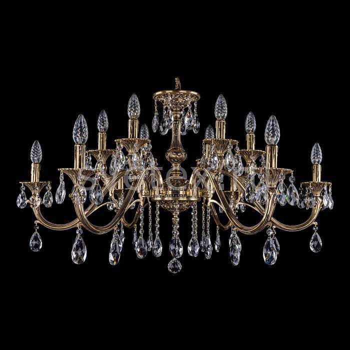 Фото Подвесная люстра Bohemia Ivele Crystal 1703 1703/12/360/A/GB