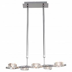 Люстра на штанге Brilliant5 или 6 ламп<br>Артикул - BT_G20273_15,Бренд - Brilliant (Германия),Коллекция - Santorini,Гарантия, месяцы - 24,Высота, мм - 460-810,Тип лампы - галогеновая,Общее кол-во ламп - 5,Напряжение питания лампы, В - 12,Максимальная мощность лампы, Вт - 20,Лампы в комплекте - галогеновые G4,Цвет плафонов и подвесок - неокрашенный,Тип поверхности плафонов - прозрачный,Материал плафонов и подвесок - стекло,Цвет арматуры - хром,Тип поверхности арматуры - глянцевый,Материал арматуры - металл,Возможность подлючения диммера - можно,Форма и тип колбы - пальчиковая,Тип цоколя лампы - G4,Класс электробезопасности - II,Общая мощность, Вт - 100,Степень пылевлагозащиты, IP - 20,Диапазон рабочих температур - комнатная температура,Дополнительные параметры - способ крепления светильника к потолку – на монтажной пластине, регулируется по высоте<br>