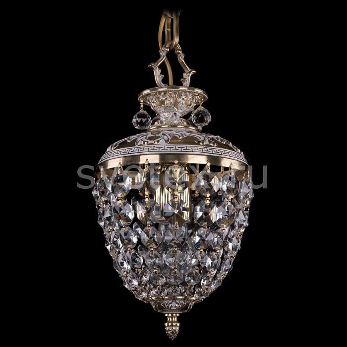 Подвесной светильник Bohemia Ivele CrystalПодвесные светильники<br>Артикул - BI_1777_17_GW,Бренд - Bohemia Ivele Crystal (Чехия),Коллекция - 1777,Гарантия, месяцы - 24,Высота, мм - 280,Диаметр, мм - 170,Размер упаковки, мм - 250x180x170,Тип лампы - компактная люминесцентная [КЛЛ] ИЛИнакаливания ИЛИсветодиодная [LED],Общее кол-во ламп - 1,Напряжение питания лампы, В - 220,Максимальная мощность лампы, Вт - 40,Лампы в комплекте - отсутствуют,Цвет плафонов и подвесок - неокрашенный,Тип поверхности плафонов - прозрачный,Материал плафонов и подвесок - хрусталь,Цвет арматуры - золото беленое,Тип поверхности арматуры - глянцевый, рельефный,Материал арматуры - латунь,Возможность подлючения диммера - можно, если установить лампу накаливания,Тип цоколя лампы - E14,Класс электробезопасности - I,Степень пылевлагозащиты, IP - 20,Диапазон рабочих температур - комнатная температура,Дополнительные параметры - способ крепления светильника к потолку - на крюке, указана высота светильника без подвеса<br>