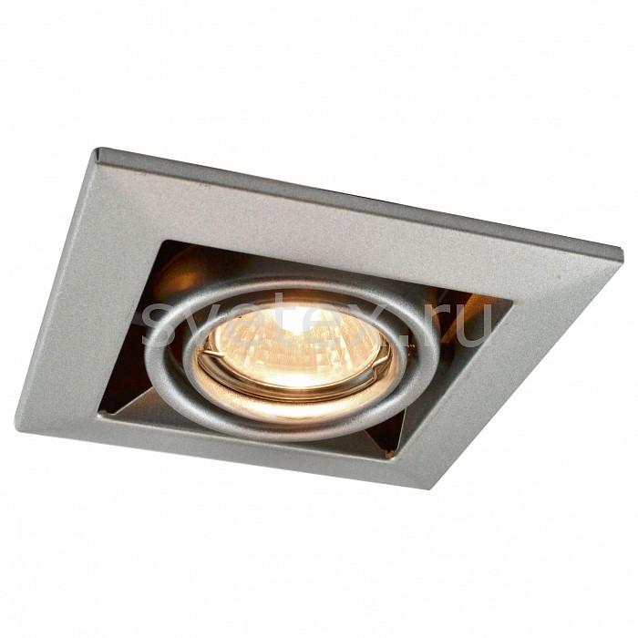 Фото Встраиваемый светильник Arte Lamp Technika A5941PL-1SI