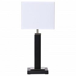 Настольная лампа декоративная Waverley A8880LT-1BK
