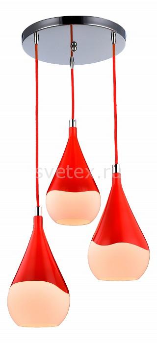 Фото Подвесной светильник Maytoni Icederg F014-33-R