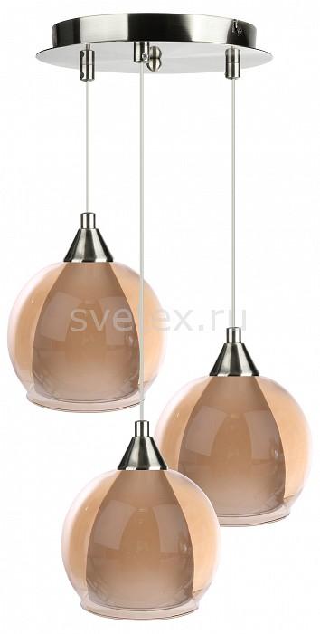 Подвесной светильник 33 идеиДля кухни<br>Артикул - ZZ_PND.101.03.01.NI-S.11_3,Бренд - 33 идеи (Россия),Коллекция - NI_S.11,Высота, мм - 890,Диаметр, мм - 380,Размер упаковки, мм - 340x260x60, 3*160x160x140,Тип лампы - компактная люминесцентная [КЛЛ] ИЛИнакаливания ИЛИсветодиодная [LED],Общее кол-во ламп - 3,Напряжение питания лампы, В - 220,Максимальная мощность лампы, Вт - 60,Лампы в комплекте - отсутствуют,Цвет плафонов и подвесок - бежевый,Тип поверхности плафонов - матовый, прозрачный,Материал плафонов и подвесок - стекло,Цвет арматуры - никель,Тип поверхности арматуры - матовый,Материал арматуры - металл,Количество плафонов - 3,Возможность подлючения диммера - можно, если установить лампу накаливания,Тип цоколя лампы - E14,Класс электробезопасности - I,Общая мощность, Вт - 180,Степень пылевлагозащиты, IP - 20,Диапазон рабочих температур - комнатная температура,Дополнительные параметры - диаметр основания светильника 230 мм, диаметр плафона 150 мм, способ крепления светильника к потолку – на монтажной пластине<br>