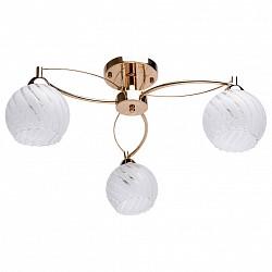 Потолочная люстра De MarktНе более 4 ламп<br>Артикул - MW_358017903,Бренд - De Markt (Германия),Коллекция - Грация 2,Гарантия, месяцы - 24,Высота, мм - 250,Диаметр, мм - 660,Тип лампы - компактная люминесцентная [КЛЛ] ИЛИнакаливания ИЛИсветодиодная [LED],Общее кол-во ламп - 3,Напряжение питания лампы, В - 220,Максимальная мощность лампы, Вт - 60,Лампы в комплекте - отсутствуют,Цвет плафонов и подвесок - белый с неокрашенным рисунком,Тип поверхности плафонов - матовый,Материал плафонов и подвесок - стекло,Цвет арматуры - золото,Тип поверхности арматуры - глянцевый,Материал арматуры - металл,Возможность подлючения диммера - можно, если установить лампу накаливания,Тип цоколя лампы - E27,Класс электробезопасности - I,Общая мощность, Вт - 180,Степень пылевлагозащиты, IP - 20,Диапазон рабочих температур - комнатная температура,Дополнительные параметры - способ крепления светильника на потолке - на монтажной пластине<br>