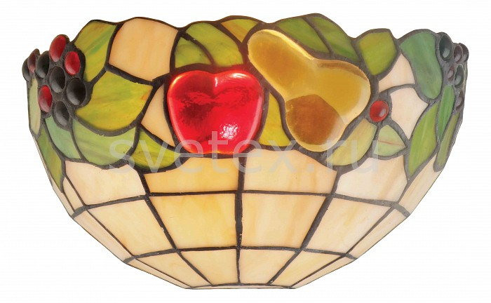 Фото Накладной светильник Arte Lamp Fruits A1232AP-1BG