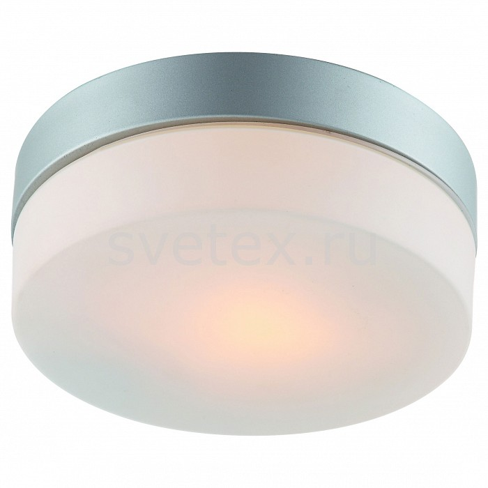 Накладной светильник Arte LampКруглые<br>Артикул - AR_A3211PL-1SI,Бренд - Arte Lamp (Италия),Коллекция - Aqua,Гарантия, месяцы - 24,Выступ, мм - 80,Диаметр, мм - 190,Тип лампы - компактная люминесцентная [КЛЛ] ИЛИнакаливания ИЛИсветодиодная [LED],Общее кол-во ламп - 1,Напряжение питания лампы, В - 220,Максимальная мощность лампы, Вт - 60,Лампы в комплекте - отсутствуют,Цвет плафонов и подвесок - белый,Тип поверхности плафонов - матовый,Материал плафонов и подвесок - стекло,Цвет арматуры - серебро,Тип поверхности арматуры - матовый,Материал арматуры - металл,Количество плафонов - 1,Тип цоколя лампы - E27,Класс электробезопасности - I,Степень пылевлагозащиты, IP - 44,Диапазон рабочих температур - комнатная температура,Дополнительные параметры - способ крепления светильника к потолку и к стене - на монтажной пластине<br>