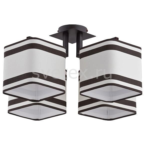 Потолочная люстра AlfaЛюстры<br>Артикул - EV_5670,Бренд - Alfa (Польша),Коллекция - Julia,Гарантия, месяцы - 24,Длина, мм - 500,Ширина, мм - 500,Высота, мм - 240,Тип лампы - компактная люминесцентная [КЛЛ] ИЛИнакаливания ИЛИсветодиодная [LED],Общее кол-во ламп - 4,Напряжение питания лампы, В - 220,Максимальная мощность лампы, Вт - 60,Лампы в комплекте - отсутствуют,Цвет плафонов и подвесок - белый, коричневый,Тип поверхности плафонов - матовый,Материал плафонов и подвесок - стекло,Цвет арматуры - венге,Тип поверхности арматуры - матовый,Материал арматуры - металл,Количество плафонов - 4,Возможность подлючения диммера - можно, если установить лампу накаливания,Тип цоколя лампы - E27,Класс электробезопасности - I,Общая мощность, Вт - 240,Степень пылевлагозащиты, IP - 20,Диапазон рабочих температур - комнатная температура,Дополнительные параметры - способ крепления светильника к потолку – на монтажной пластине<br>