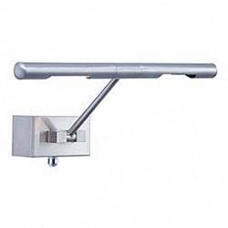Подсветка для картин GloboПодсветки для картин<br>Артикул - GB_7830,Бренд - Globo (Австрия),Коллекция - Picture,Гарантия, месяцы - 24,Размер упаковки, мм - 75x185x185,Тип лампы - галогеновая,Общее кол-во ламп - 2,Напряжение питания лампы, В - 220,Максимальная мощность лампы, Вт - 40,Лампы в комплекте - галогеновые G9,Цвет плафонов и подвесок - никель,Тип поверхности плафонов - матовый,Материал плафонов и подвесок - металл,Цвет арматуры - никель,Тип поверхности арматуры - матовый,Материал арматуры - металл,Тип цоколя лампы - G9,Класс электробезопасности - I,Общая мощность, Вт - 80,Степень пылевлагозащиты, IP - 20,Диапазон рабочих температур - комнатная температура<br>