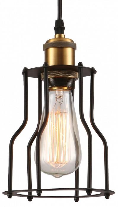 Подвесной светильник LussoleСветильники<br>Артикул - LSP-9610,Бренд - Lussole (Италия),Коллекция - Loft,Гарантия, месяцы - 24,Время изготовления, дней - 1,Высота, мм - 1200,Диаметр, мм - 150,Тип лампы - накаливания,Общее кол-во ламп - 1,Напряжение питания лампы, В - 220,Максимальная мощность лампы, Вт - 60,Цвет лампы - белый теплый,Лампы в комплекте - накаливания E27 GF-E-764,Цвет арматуры - бронза, черный,Тип поверхности арматуры - глянцевый, матовый,Материал арматуры - металл,Возможность подлючения диммера - можно,Форма и тип колбы - конусная,Тип цоколя лампы - E27,Цветовая температура, K - 2800 K,Класс электробезопасности - I,Степень пылевлагозащиты, IP - 20,Диапазон рабочих температур - комнатная температура,Дополнительные параметры - стиль Кантри<br>