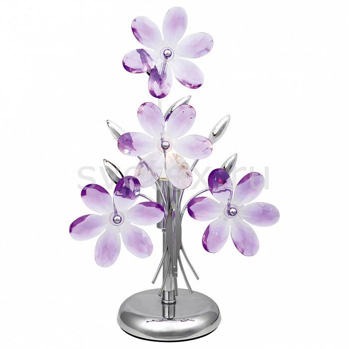 Фото Настольная лампа Globo Purple 5146
