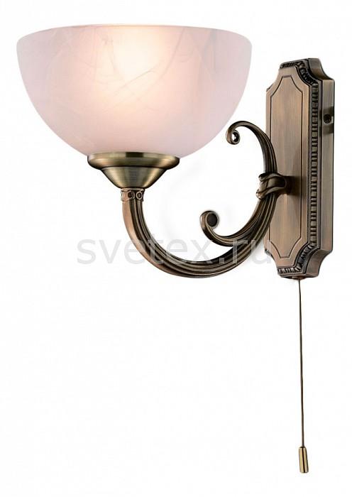 Бра Odeon LightНастенные светильники<br>Артикул - OD_1989_1W,Бренд - Odeon Light (Италия),Коллекция - Alicante,Гарантия, месяцы - 24,Время изготовления, дней - 1,Ширина, мм - 175,Высота, мм - 180,Выступ, мм - 220,Тип лампы - компактная люминесцентная [КЛЛ] ИЛИнакаливания ИЛИсветодиодная [LED],Общее кол-во ламп - 1,Напряжение питания лампы, В - 220,Максимальная мощность лампы, Вт - 40,Лампы в комплекте - отсутствуют,Цвет плафонов и подвесок - белый алебастр,Тип поверхности плафонов - матовый,Материал плафонов и подвесок - стекло,Цвет арматуры - бронза,Тип поверхности арматуры - глянцевый, рельефный,Материал арматуры - металл,Количество плафонов - 1,Наличие выключателя, диммера или пульта ДУ - выключатель,Возможность подлючения диммера - можно, если установить лампу накаливания,Тип цоколя лампы - E14,Класс электробезопасности - I,Степень пылевлагозащиты, IP - 20,Диапазон рабочих температур - комнатная температура,Дополнительные параметры - светильник предназначен для использования со скрытой проводкой<br>