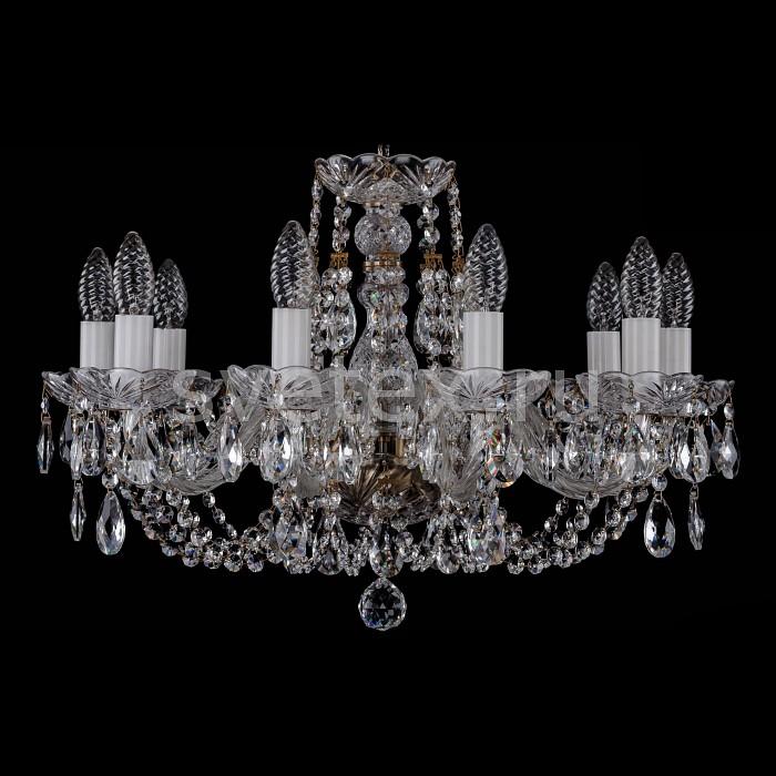 Фото Подвесная люстра Bohemia Ivele Crystal 1406 1406/10/195/Pa
