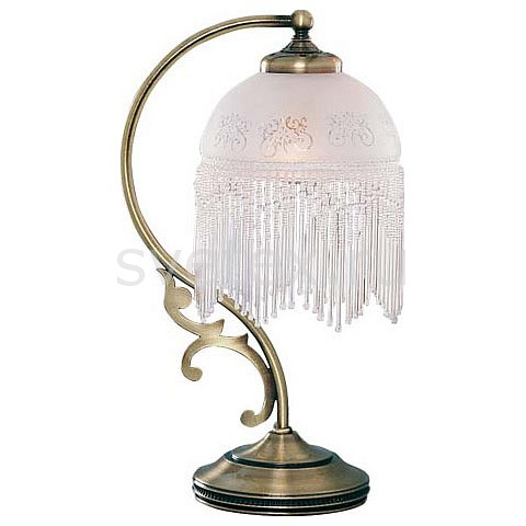 Фото Настольная лампа Arte Lamp E27 220В 60Вт Victoriana A3191LT-1AB