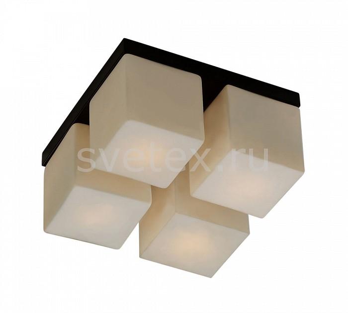 Фото Накладной светильник Odeon Light Cubet 2043/4C