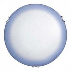 Накладной светильник SonexКруглые<br>Артикул - SN_170,Бренд - Sonex (Россия),Коллекция - Tessuto,Гарантия, месяцы - 24,Диаметр, мм - 300,Тип лампы - компактная люминесцентная [КЛЛ] ИЛИнакаливания ИЛИсветодиодная [LED],Общее кол-во ламп - 1,Напряжение питания лампы, В - 220,Максимальная мощность лампы, Вт - 100,Лампы в комплекте - отсутствуют,Цвет плафонов и подвесок - белый с синей каймой,Тип поверхности плафонов - матовый,Материал плафонов и подвесок - стекло,Цвет арматуры - хром,Тип поверхности арматуры - глянцевый,Материал арматуры - металл,Возможность подлючения диммера - можно, если установить лампу накаливания,Тип цоколя лампы - E27,Класс электробезопасности - I,Степень пылевлагозащиты, IP - 20,Диапазон рабочих температур - комнатная температура<br>