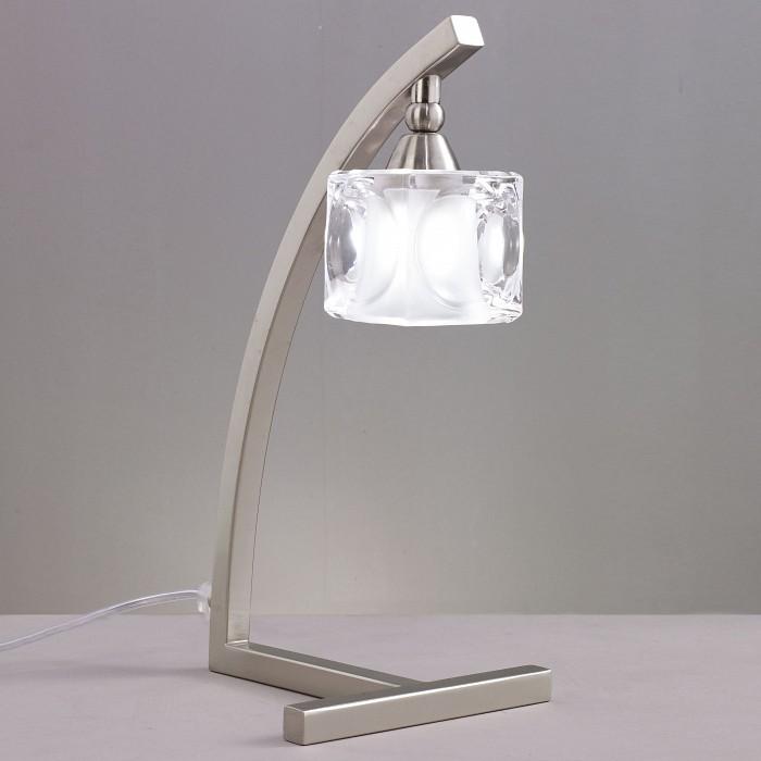 Фото Настольная лампа Mantra G9 220В 40Вт 2800-3200 K Cuadrax 0004031