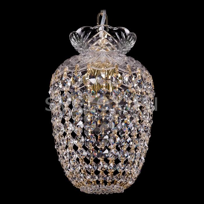 Подвесной светильник Bohemia Ivele CrystalПодвесные светильники<br>Артикул - BI_7710_15_G,Бренд - Bohemia Ivele Crystal (Чехия),Коллекция - 7710,Гарантия, месяцы - 24,Высота, мм - 250,Диаметр, мм - 150,Размер упаковки, мм - 250x180x170,Тип лампы - компактная люминесцентная [КЛЛ] ИЛИнакаливания ИЛИсветодиодная [LED],Общее кол-во ламп - 1,Напряжение питания лампы, В - 220,Максимальная мощность лампы, Вт - 40,Лампы в комплекте - отсутствуют,Цвет плафонов и подвесок - неокрашенный,Тип поверхности плафонов - прозрачный,Материал плафонов и подвесок - хрусталь,Цвет арматуры - золото, неокрашенный,Тип поверхности арматуры - глянцевый, прозрачный,Материал арматуры - металл, стекло,Возможность подлючения диммера - можно, если установить лампу накаливания,Тип цоколя лампы - E14,Класс электробезопасности - I,Степень пылевлагозащиты, IP - 20,Диапазон рабочих температур - комнатная температура,Дополнительные параметры - способ крепления светильника к потолку – на крюке<br>