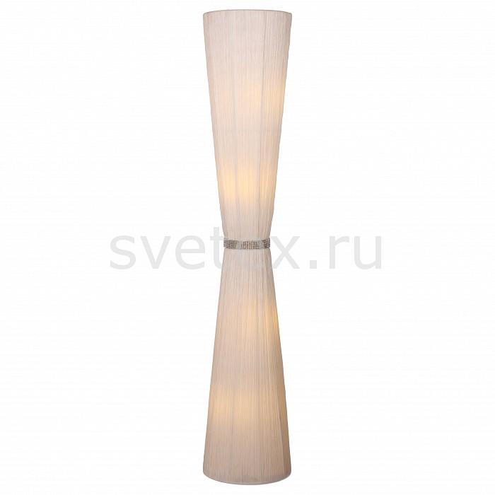 Торшер ST-LuceАртикул - SL353.505.04,Бренд - ST-Luce (Китай),Коллекция - Treccia,Гарантия, месяцы - 24,Высота, мм - 1600,Диаметр, мм - 300,Размер упаковки, мм - 1650x320x320,Тип лампы - компактная люминесцентная [КЛЛ] ИЛИнакаливания ИЛИсветодиодная [LED],Общее кол-во ламп - 4,Напряжение питания лампы, В - 220,Максимальная мощность лампы, Вт - 40,Лампы в комплекте - отсутствуют,Цвет плафонов и подвесок - белый,Тип поверхности плафонов - матовый,Материал плафонов и подвесок - текстиль,Цвет арматуры - белый,Тип поверхности арматуры - матовый,Материал арматуры - металл,Количество плафонов - 2,Наличие выключателя, диммера или пульта ДУ - ножной выключатель,Компоненты, входящие в комплект - провод электропитания с вилкой без заземления,Тип цоколя лампы - E27,Класс электробезопасности - II,Общая мощность, Вт - 160,Степень пылевлагозащиты, IP - 20,Диапазон рабочих температур - комнатная температура<br>