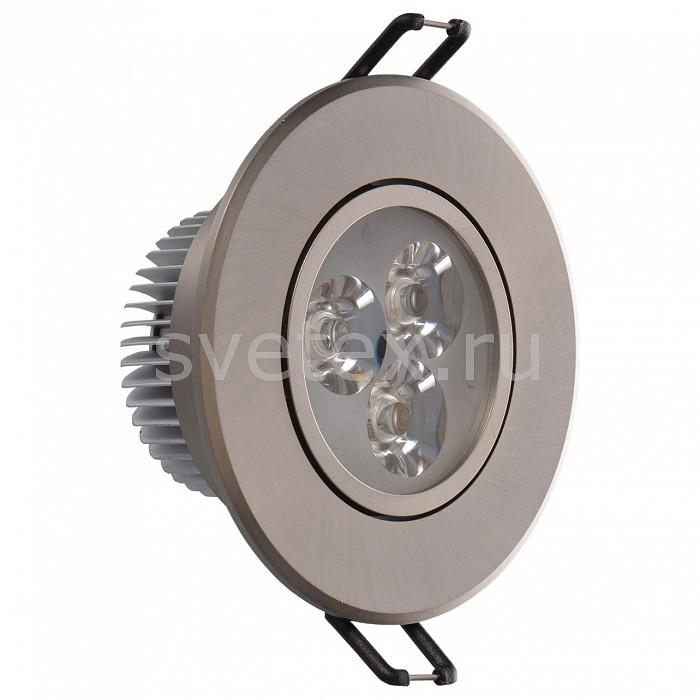 Фото Встраиваемый светильник MW-Light Круз 637012103