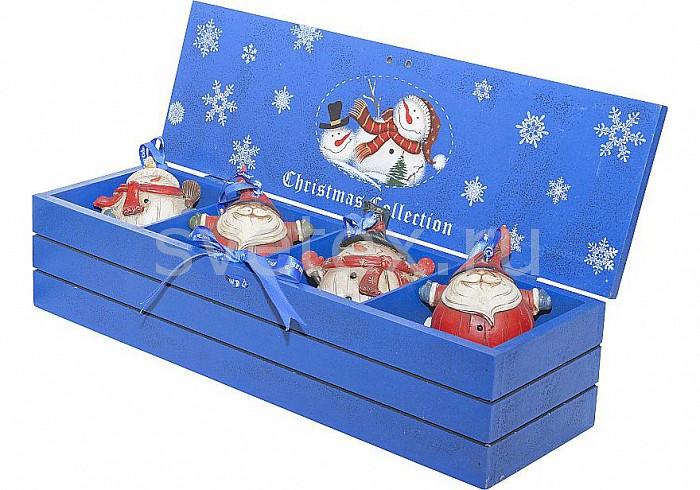 Фото Снеговик Mister Christmas x 7.5 см LH-F1