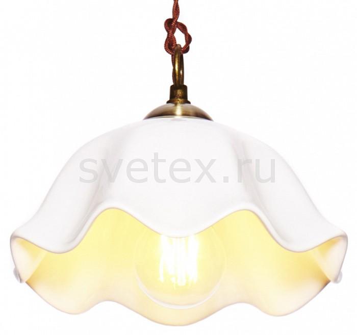 Подвесной светильник Lucia TucciСветодиодные<br>Артикул - LT_PALERMO_652.1,Бренд - Lucia Tucci (Италия),Коллекция - Palermo,Гарантия, месяцы - 24,Высота, мм - 170,Диаметр, мм - 220,Тип лампы - компактная люминесцентная [КЛЛ] ИЛИнакаливания ИЛИсветодиодная [LED],Общее кол-во ламп - 1,Напряжение питания лампы, В - 220,Максимальная мощность лампы, Вт - 60,Лампы в комплекте - отсутствуют,Цвет плафонов и подвесок - белый,Тип поверхности плафонов - матовый,Материал плафонов и подвесок - керамика,Цвет арматуры - бронза,Тип поверхности арматуры - матовый,Материал арматуры - металл,Количество плафонов - 1,Возможность подлючения диммера - можно, если установить лампу накаливания,Тип цоколя лампы - E27,Класс электробезопасности - I,Степень пылевлагозащиты, IP - 20,Диапазон рабочих температур - комнатная температура,Дополнительные параметры - способ крепления светильника к потолку - на монтажной пластине, указана высота светильники без подвеса<br>