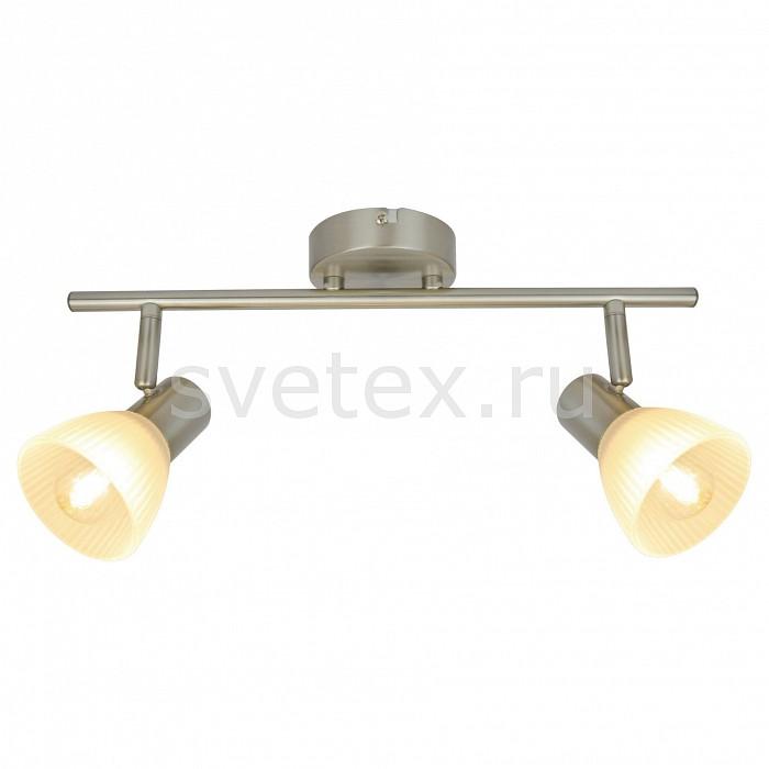 Спот Arte LampСпоты<br>Артикул - AR_A5062AP-2SS,Бренд - Arte Lamp (Италия),Коллекция - Parry,Гарантия, месяцы - 24,Длина, мм - 150,Ширина, мм - 80,Выступ, мм - 150,Тип лампы - компактная люминесцентная [КЛЛ] ИЛИнакаливания ИЛИсветодиодная [LED],Общее кол-во ламп - 2,Напряжение питания лампы, В - 220,Максимальная мощность лампы, Вт - 40,Лампы в комплекте - отсутствуют,Цвет плафонов и подвесок - белый полосатый,Тип поверхности плафонов - матовый,Материал плафонов и подвесок - стекло,Цвет арматуры - серебро,Тип поверхности арматуры - матовый,Материал арматуры - металл,Количество плафонов - 2,Возможность подлючения диммера - можно, если установить лампу накаливания,Тип цоколя лампы - E14,Класс электробезопасности - I,Общая мощность, Вт - 80,Степень пылевлагозащиты, IP - 20,Диапазон рабочих температур - комнатная температура,Дополнительные параметры - способ крепления светильника к стене и потолку - на монтажной пластине, повоторный светильник<br>