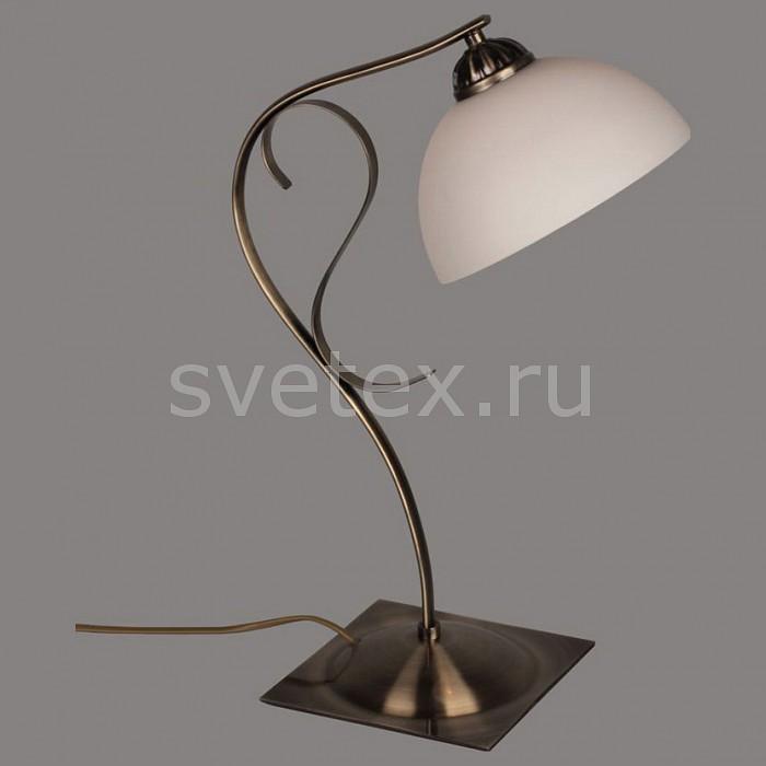 Фото Настольная лампа Omnilux E27 220В 60Вт OM-371 OML-37124-01