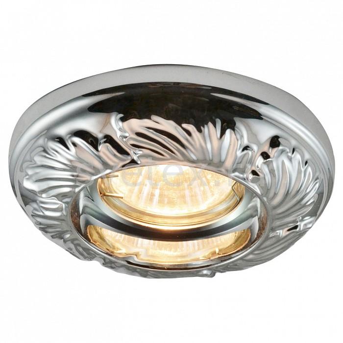 Фото Встраиваемый светильник Arte Lamp Plaster A5244PL-1CC