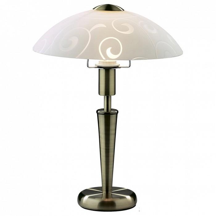 Фото Настольная лампа Odeon Light E14 220В 60Вт Parma 2151/1T
