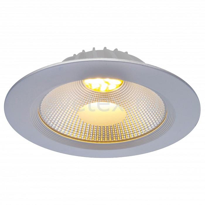 Фото Встраиваемый светильник Arte Lamp Uovo A2415PL-1WH