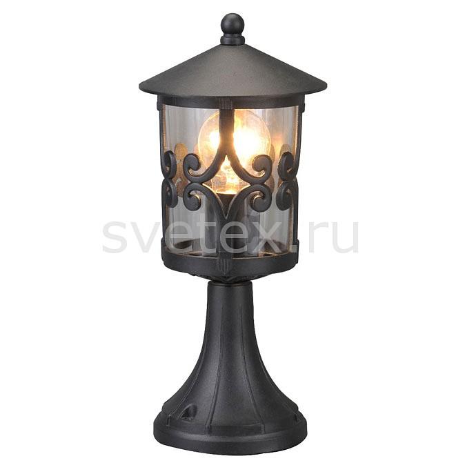 Наземный низкий светильник Arte LampСветильники<br>Артикул - AR_A1454FN-1BK,Бренд - Arte Lamp (Италия),Коллекция - Persia 1,Гарантия, месяцы - 24,Время изготовления, дней - 1,Высота, мм - 370,Диаметр, мм - 160,Тип лампы - компактная люминесцентная [КЛЛ] ИЛИнакаливания ИЛИсветодиодная [LED],Общее кол-во ламп - 1,Напряжение питания лампы, В - 220,Максимальная мощность лампы, Вт - 100,Лампы в комплекте - отсутствуют,Цвет плафонов и подвесок - неокрашенный,Тип поверхности плафонов - прозрачный,Материал плафонов и подвесок - стекло,Цвет арматуры - черный,Тип поверхности арматуры - глянцевый,Материал арматуры - металл,Количество плафонов - 1,Тип цоколя лампы - E27,Класс электробезопасности - I,Степень пылевлагозащиты, IP - 23,Диапазон рабочих температур - от -40^C до +40^C<br>