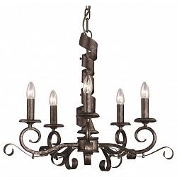 Подвесная люстра Arte Lamp5 или 6 ламп<br>Артикул - AR_A8952LM-5BG,Бренд - Arte Lamp (Италия),Коллекция - Arena,Время изготовления, дней - 1,Высота, мм - 510-1260,Диаметр, мм - 630,Тип лампы - компактная люминесцентная [КЛЛ] ИЛИнакаливания ИЛИсветодиодная [LED],Общее кол-во ламп - 5,Напряжение питания лампы, В - 220,Максимальная мощность лампы, Вт - 40,Лампы в комплекте - отсутствуют,Цвет арматуры - старая медь,Тип поверхности арматуры - глянцевый,Материал арматуры - металл,Возможность подлючения диммера - можно, если установить лампу накаливания,Форма и тип колбы - свеча ИЛИ свеча на ветру,Тип цоколя лампы - E14,Класс электробезопасности - I,Общая мощность, Вт - 200,Степень пылевлагозащиты, IP - 20,Диапазон рабочих температур - комнатная температура,Дополнительные параметры - способ крепления светильника к потолку – на монтажной пластине<br>