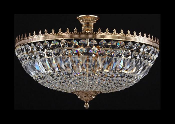 Фото Люстра на штанге Maytoni Diamant 3 B500-PT50-G