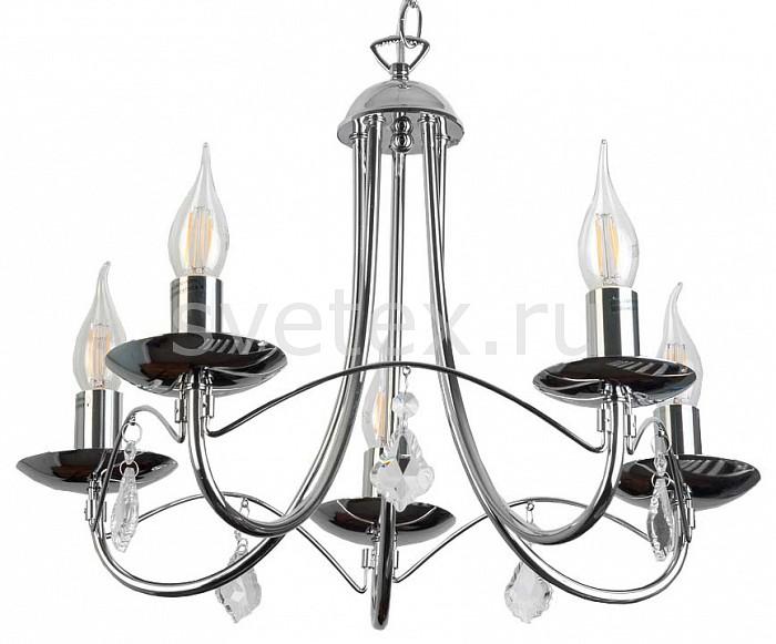 Подвесная люстра TopLight5 или 6 ламп<br>Артикул - TPL_TL6020D-05CH,Бренд - TopLight (Россия),Коллекция - Lily,Гарантия, месяцы - 24,Высота, мм - 680,Диаметр, мм - 500,Тип лампы - компактная люминесцентная [КЛЛ] ИЛИнакаливания ИЛИсветодиодная [LED],Общее кол-во ламп - 5,Напряжение питания лампы, В - 220,Максимальная мощность лампы, Вт - 60,Лампы в комплекте - отсутствуют,Цвет плафонов и подвесок - неокрашенный,Тип поверхности плафонов - прозрачный,Материал плафонов и подвесок - хрусталь,Цвет арматуры - хром,Тип поверхности арматуры - глянцевый,Материал арматуры - металл,Возможность подлючения диммера - можно, если установить лампу накаливания,Форма и тип колбы - свеча ИЛИ свеча на ветру,Тип цоколя лампы - E14,Класс электробезопасности - I,Общая мощность, Вт - 300,Степень пылевлагозащиты, IP - 20,Диапазон рабочих температур - комнатная температура,Дополнительные параметры - способ крепления светильника к потолку - на крюке, регулируется по высоте<br>