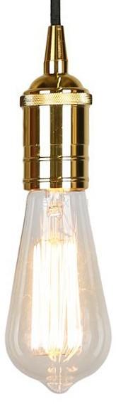 Подвесной светильник OmniluxПотолочные светильники и люстры<br>Артикул - OM_OML-91226-01,Бренд - Omnilux (Италия),Коллекция - Ottavia,Гарантия, месяцы - 24,Время изготовления, дней - 1,Высота, мм - 300-1100,Диаметр, мм - 100,Тип лампы - компактная люминесцентная [КЛЛ] ИЛИнакаливания ИЛИсветодиодная [LED],Общее кол-во ламп - 1,Напряжение питания лампы, В - 220,Максимальная мощность лампы, Вт - 60,Лампы в комплекте - отсутствуют,Цвет арматуры - золото,Тип поверхности арматуры - глянцевый,Материал арматуры - металл,Возможность подлючения диммера - можно, если установить лампу накаливания,Тип цоколя лампы - E27,Класс электробезопасности - I,Степень пылевлагозащиты, IP - 20,Диапазон рабочих температур - комнатная температура,Дополнительные параметры - способ крепления светильника к потолку – на монтажной пластине, регулируется по высоте<br>