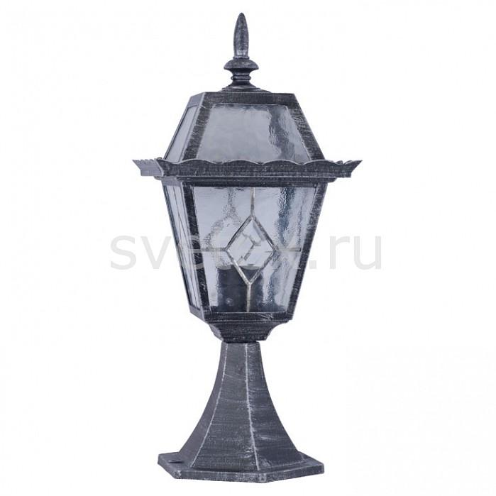 Фото Наземный низкий светильник Arte Lamp Paris A1354FN-1BS