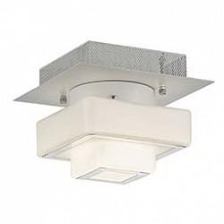 Накладной светильник ST-LuceКвадратные<br>Артикул - SL547.502.01,Бренд - ST-Luce (Китай),Коллекция - Сubico,Гарантия, месяцы - 24,Высота, мм - 180,Размер упаковки, мм - 240х240х280,Тип лампы - светодиодная [LED],Общее кол-во ламп - 1,Напряжение питания лампы, В - 220,Максимальная мощность лампы, Вт - 12,Лампы в комплекте - светодиодная [LED],Цвет плафонов и подвесок - белый, хром,Тип поверхности плафонов - глянцевый, металлик,Материал плафонов и подвесок - стекло,Цвет арматуры - белый,Тип поверхности арматуры - матовый,Материал арматуры - металл,Возможность подлючения диммера - нельзя,Класс электробезопасности - I,Степень пылевлагозащиты, IP - 20,Диапазон рабочих температур - комнатная температура,Дополнительные параметры - способ крепления светильника к потолку - на монтажной пластине<br>