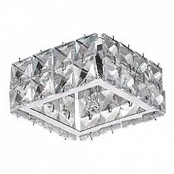 Встраиваемый светильник NovotechСветильники для натяжных потолков<br>Артикул - NV_370166,Бренд - Novotech (Венгрия),Коллекция - Neviera,Гарантия, месяцы - 24,Время изготовления, дней - 1,Высота, мм - 108,Тип лампы - галогеновая ИЛИсветодиодная [LED],Общее кол-во ламп - 1,Напряжение питания лампы, В - 220,Максимальная мощность лампы, Вт - 40,Лампы в комплекте - отсутствуют,Цвет плафонов и подвесок - неокрашенный,Тип поверхности плафонов - прозрачный, рельефный,Материал плафонов и подвесок - хрусталь,Цвет арматуры - хром,Тип поверхности арматуры - глянцевый,Материал арматуры - металл,Форма и тип колбы - пальчиковая,Тип цоколя лампы - G9,Класс электробезопасности - II,Степень пылевлагозащиты, IP - 20,Диапазон рабочих температур - комнатная температура<br>
