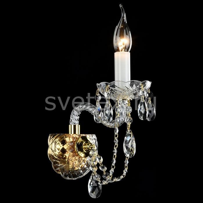 Бра MaytoniС 1 лампой<br>Артикул - MY_DIA019-01-G,Бренд - Maytoni (Германия),Коллекция - Beatrix,Гарантия, месяцы - 24,Ширина, мм - 100,Высота, мм - 220,Выступ, мм - 270,Тип лампы - компактная люминесцентная [КЛЛ] ИЛИнакаливания ИЛИсветодиодная [LED],Общее кол-во ламп - 1,Напряжение питания лампы, В - 220,Максимальная мощность лампы, Вт - 60,Лампы в комплекте - отсутствуют,Цвет плафонов и подвесок - неокрашенный,Тип поверхности плафонов - прозрачный,Материал плафонов и подвесок - хрусталь,Цвет арматуры - золото, неокрашенный,Тип поверхности арматуры - глянцевый, прозрачный, рельефный,Материал арматуры - металл, стекло,Возможность подлючения диммера - можно, если установить лампу накаливания,Форма и тип колбы - свеча ИЛИ свеча на ветру,Тип цоколя лампы - E14,Класс электробезопасности - I,Степень пылевлагозащиты, IP - 20,Диапазон рабочих температур - комнатная температура,Дополнительные параметры - способ крепления светильника к стене - на монтажной пластине, светильник предназначен для использования со скрытой проводкой<br>