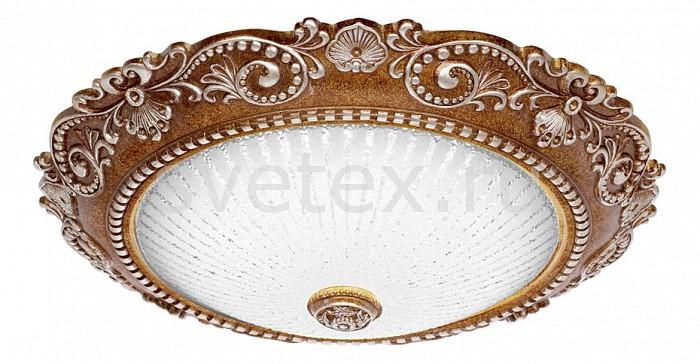 Накладной светильник SilverLightКруглые<br>Артикул - SL_833.34.7,Бренд - SilverLight (Франция),Коллекция - Louvre,Гарантия, месяцы - 24,Время изготовления, дней - 1,Выступ, мм - 100,Диаметр, мм - 340,Размер упаковки, мм - 405x405x75,Тип лампы - светодиодная [LED],Общее кол-во ламп - 1,Максимальная мощность лампы, Вт - 15,Лампы в комплекте - отсутствуют,Цвет плафонов и подвесок - белый полосатый,Тип поверхности плафонов - глянцевый, рельефный,Материал плафонов и подвесок - стекло,Цвет арматуры - бронза античная,Тип поверхности арматуры - глянцевый, рельефный,Материал арматуры - металл, полирезин,Количество плафонов - 1,Возможность подлючения диммера - нельзя,Световой поток, лм - 2070,Экономичнее лампы накаливания - в 10 раз,Светоотдача, лм/Вт - 138,Класс электробезопасности - I,Напряжение питания, В - 220,Степень пылевлагозащиты, IP - 20,Диапазон рабочих температур - комнатная температура,Дополнительные параметры - способ крепления светильника к потолку - на монтажной пластине<br>