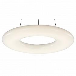 Подвесной светильник ST-LuceСветодиодные<br>Артикул - SL902.503.01,Бренд - ST-Luce (Китай),Коллекция - SL902,Гарантия, месяцы - 24,Высота, мм - 1000,Диаметр, мм - 600,Размер упаковки, мм - 660х660х120,Тип лампы - светодиодная [LED],Общее кол-во ламп - 1,Напряжение питания лампы, В - 220,Максимальная мощность лампы, Вт - 44,Лампы в комплекте - светодиодная [LED],Цвет плафонов и подвесок - белый,Тип поверхности плафонов - глянцевый,Материал плафонов и подвесок - акрил,Цвет арматуры - белый,Тип поверхности арматуры - матовый,Материал арматуры - металл,Возможность подлючения диммера - нельзя,Класс электробезопасности - I,Степень пылевлагозащиты, IP - 20,Диапазон рабочих температур - комнатная температура,Дополнительные параметры - регулируется по высоте,  способ крепления светильника к потолку – на монтажной пластине<br>