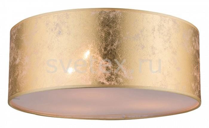 Накладной светильник GloboПотолочные светильники и люстры<br>Артикул - GB_15187D,Бренд - Globo (Австрия),Коллекция - Amy,Гарантия, месяцы - 24,Высота, мм - 175,Диаметр, мм - 400,Тип лампы - компактная люминесцентная [КЛЛ] ИЛИнакаливания ИЛИсветодиодная [LED],Общее кол-во ламп - 3,Напряжение питания лампы, В - 220,Максимальная мощность лампы, Вт - 40,Лампы в комплекте - отсутствуют,Цвет плафонов и подвесок - белый, золотой,Тип поверхности плафонов - глянцевый, матовый,Материал плафонов и подвесок - акрил, текстиль,Цвет арматуры - золото,Тип поверхности арматуры - глянцевый,Материал арматуры - металл,Количество плафонов - 1,Возможность подлючения диммера - можно, если установить лампу накаливания,Тип цоколя лампы - E14,Класс электробезопасности - I,Общая мощность, Вт - 120,Степень пылевлагозащиты, IP - 20,Диапазон рабочих температур - комнатная температура,Дополнительные параметры - способ крепления светильника к потолку - на монтажной пластине<br>