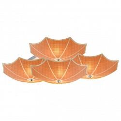 Потолочная люстра ST-LuceБолее 6 ламп<br>Артикул - SL524.092.09,Бренд - ST-Luce (Китай),Коллекция - Ombrelloni,Гарантия, месяцы - 24,Высота, мм - 200,Диаметр, мм - 700,Размер упаковки, мм - 420x420x300,Тип лампы - компактная люминесцентная [КЛЛ] ИЛИнакаливания ИЛИсветодиодная [LED],Общее кол-во ламп - 9,Напряжение питания лампы, В - 220,Максимальная мощность лампы, Вт - 40,Лампы в комплекте - отсутствуют,Цвет плафонов и подвесок - оранжевый,Тип поверхности плафонов - матовый,Материал плафонов и подвесок - стекло,Цвет арматуры - серебро,Тип поверхности арматуры - глянцевый,Материал арматуры - металл,Возможность подлючения диммера - можно, если установить лампу накаливания,Тип цоколя лампы - E27,Класс электробезопасности - I,Общая мощность, Вт - 360,Степень пылевлагозащиты, IP - 20,Диапазон рабочих температур - комнатная температура,Дополнительные параметры - способ крепления светильника к потолку – на монтажной пластине<br>
