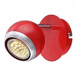 Спот GloboС 1 лампой<br>Артикул - GB_57885-1O,Бренд - Globo (Австрия),Коллекция - Oman,Гарантия, месяцы - 24,Тип лампы - галогеноваясветодиодная [LED],Общее кол-во ламп - 1,Напряжение питания лампы, В - 220,Максимальная мощность лампы, Вт - 50,Лампы в комплекте - отсутствуют,Цвет плафонов и подвесок - красный с хромированной каймой,Тип поверхности плафонов - глянцевый,Материал плафонов и подвесок - металл,Цвет арматуры - красный, хром,Тип поверхности арматуры - глянцевый,Материал арматуры - металл,Возможность подлючения диммера - можно,Форма и тип колбы - полусферическая с рефлектором,Тип цоколя лампы - GU10,Класс электробезопасности - I,Степень пылевлагозащиты, IP - 20,Диапазон рабочих температур - комнатная температура,Дополнительные параметры - поворотный светильник<br>